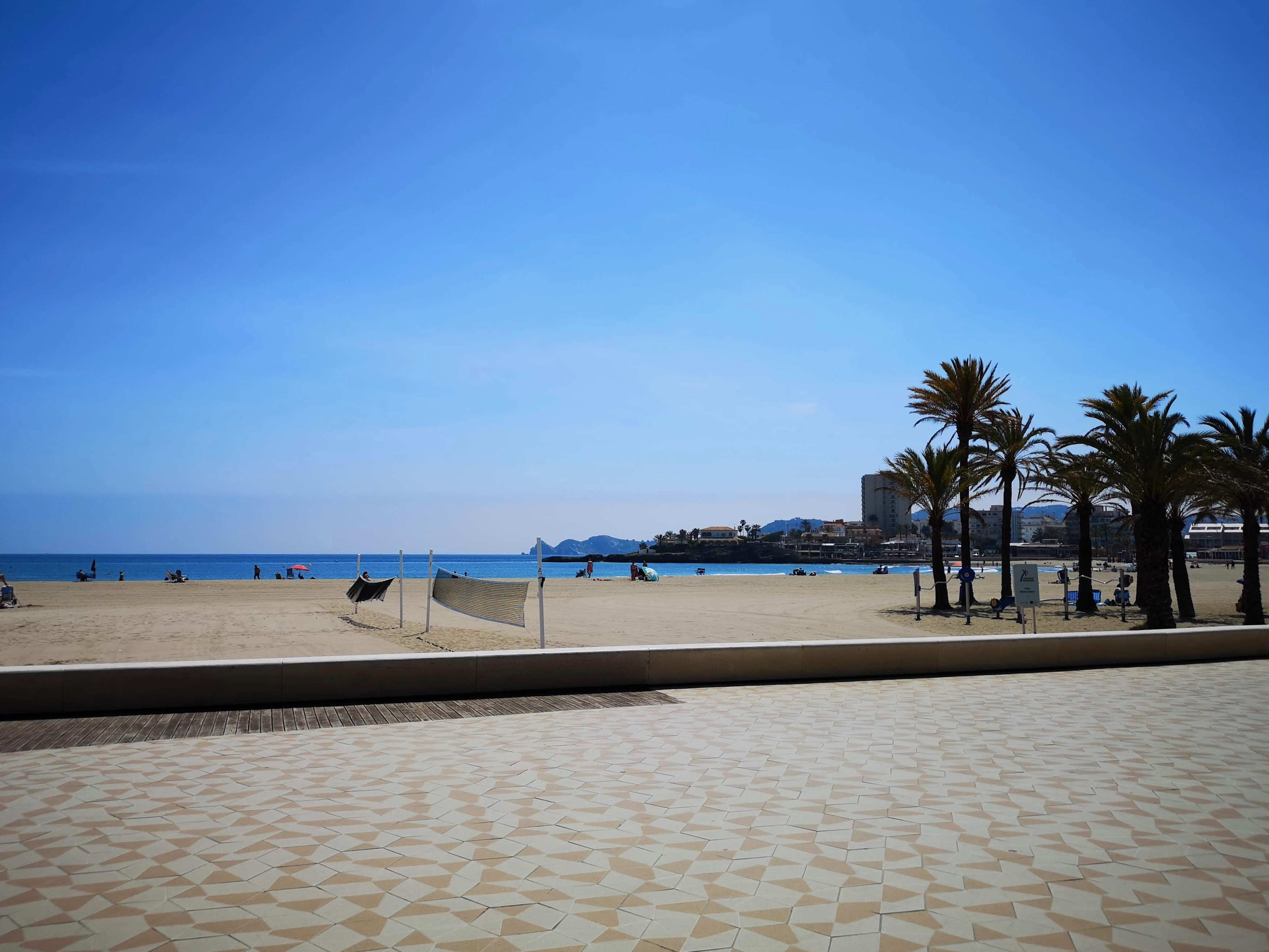 Arenal Beach, Javea